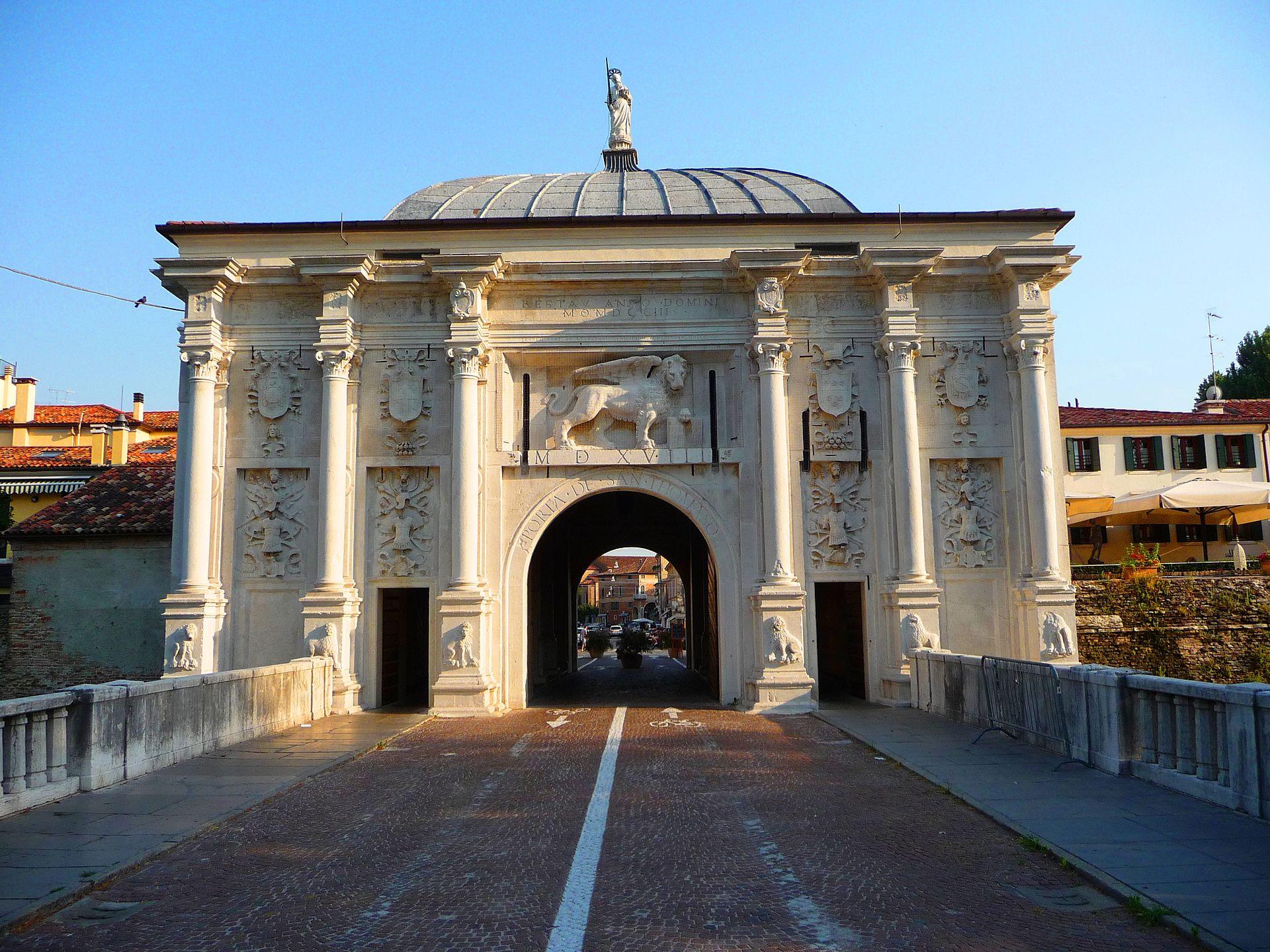 Porta San Tommasi, Tour Treviso Urbs Picta