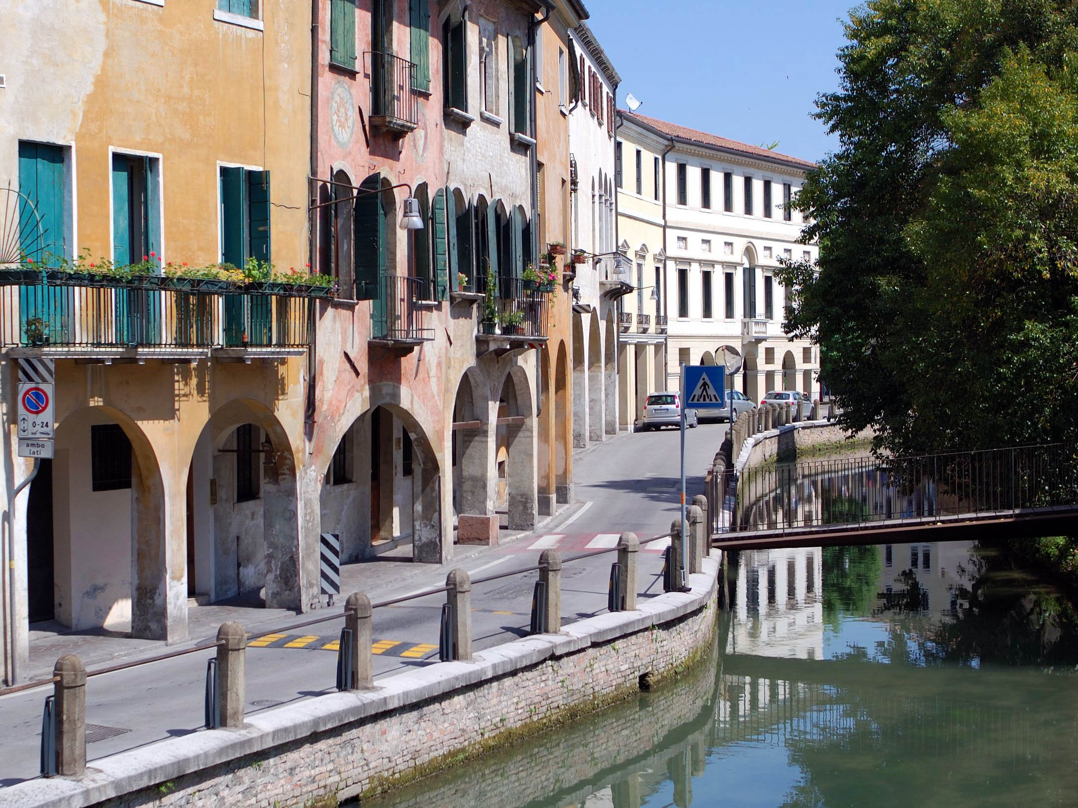 Canale a Treviso, Tour Treviso Urbs Picta, la città dipinta