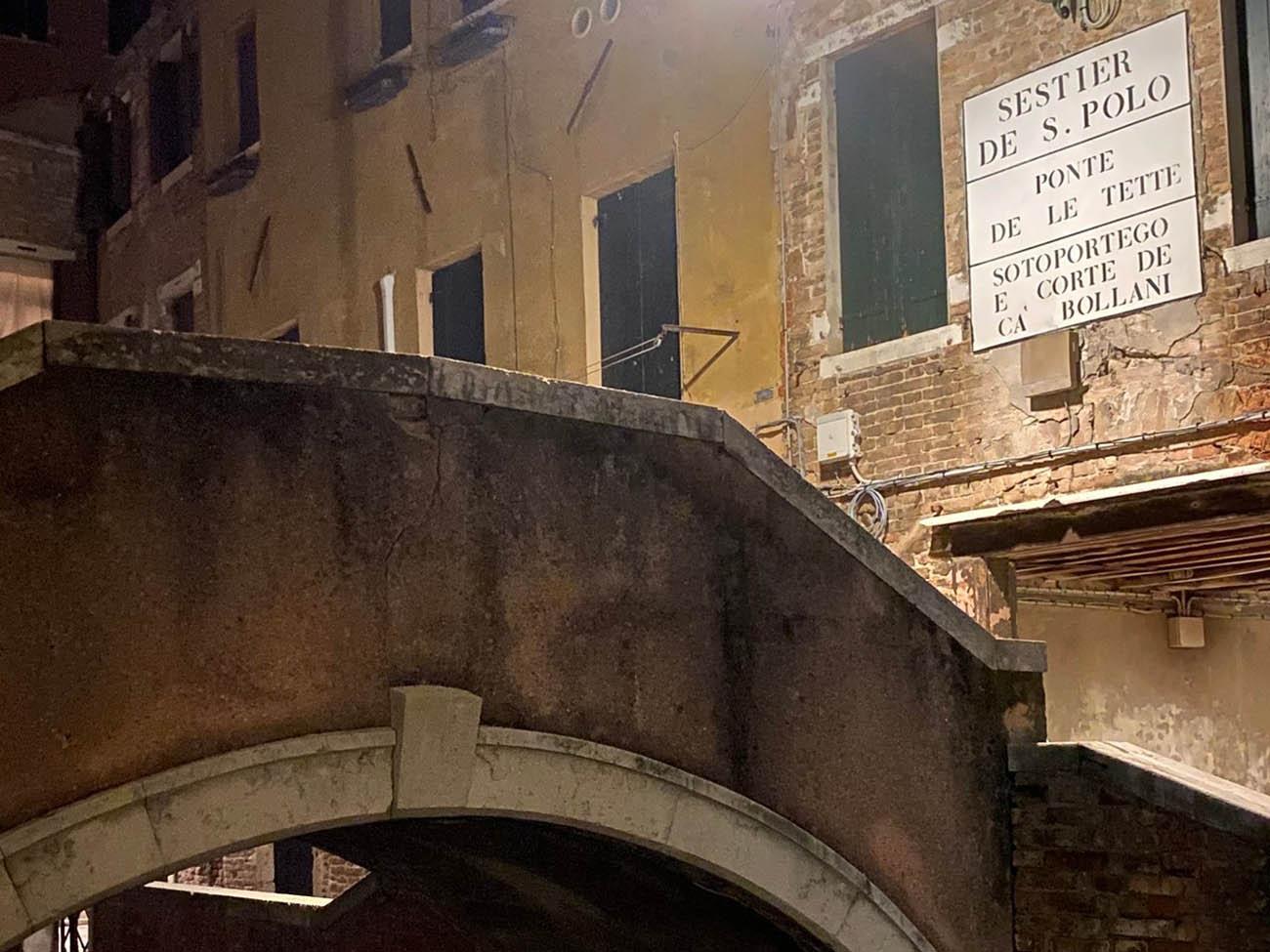 Tour Casanova Venezia