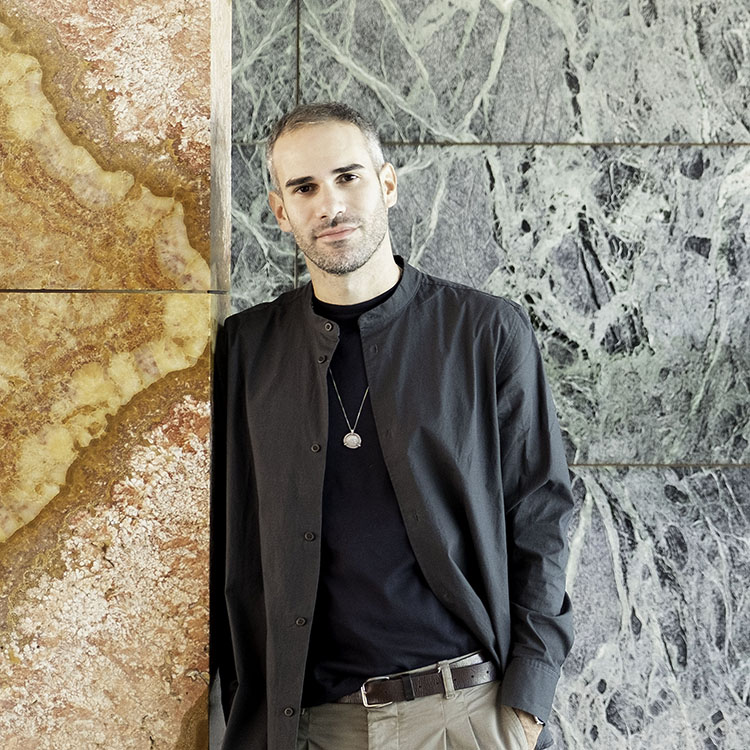 La guida turistica Manuel Meneghel