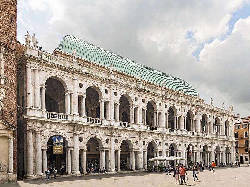 Tour Vicenza CIttà bellissima