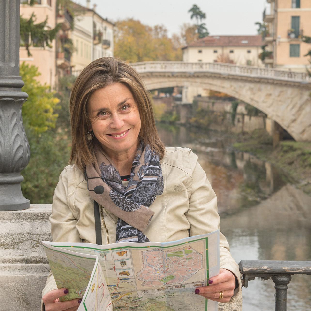 Daniela Casa Guida turistica vicenza palladio ville venete