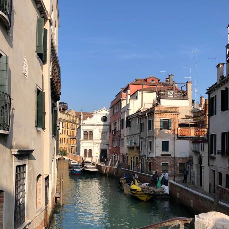 Venezia stranieri castello
