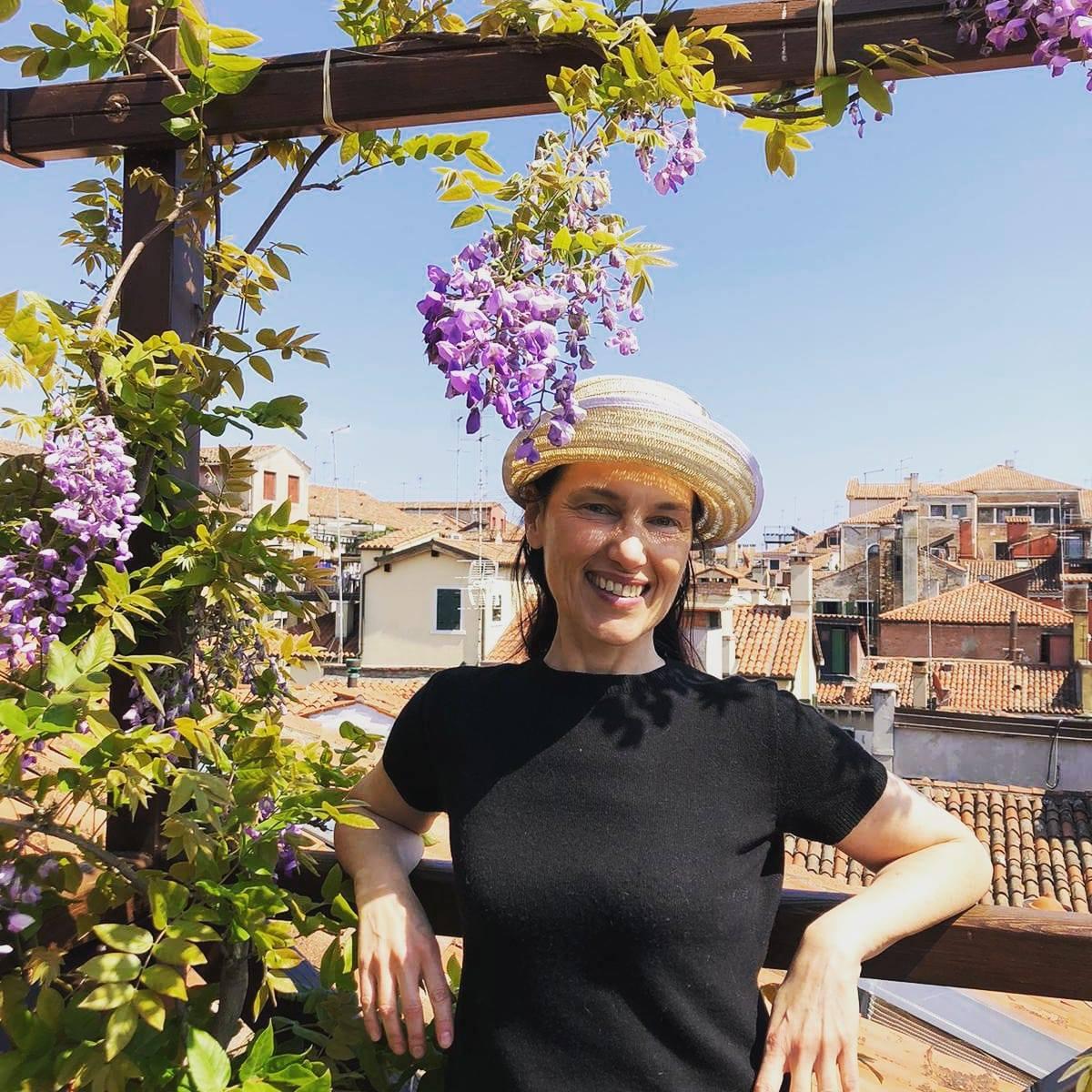 Isabella Bariani guida turistica di Venezia