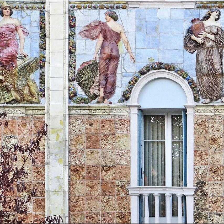 Tour Liberty al Lido di Venezia
