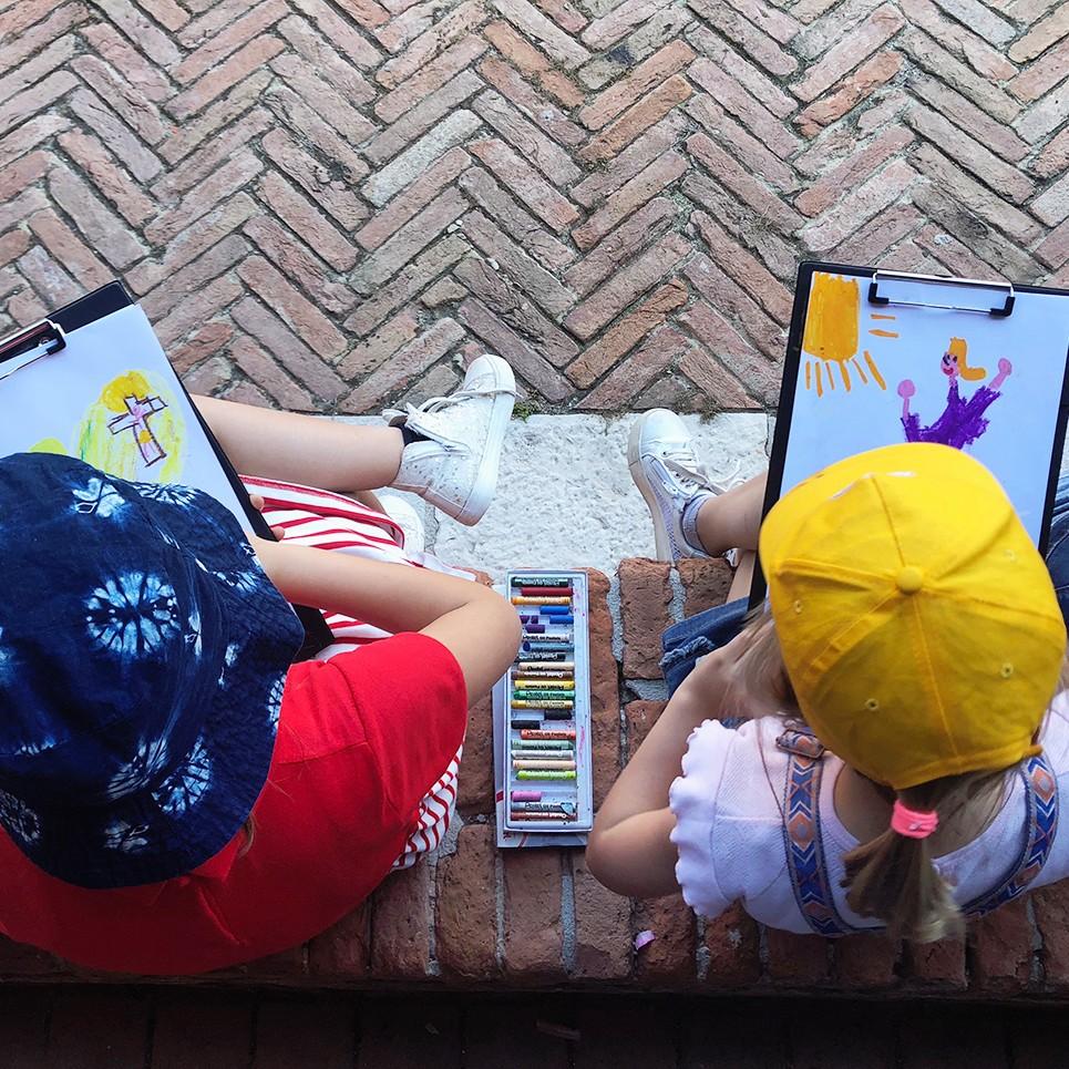 Tour venezia tintoretto bambini
