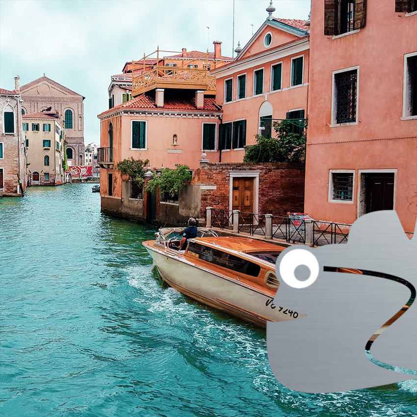 Venezia terra e acqua