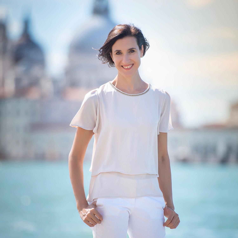 Iole calabrese guida turistica venezia
