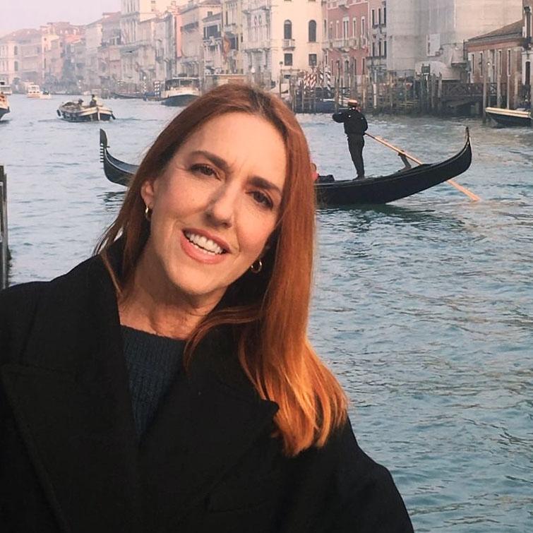 Nicoletta Porcile, guida turistica a Venezia
