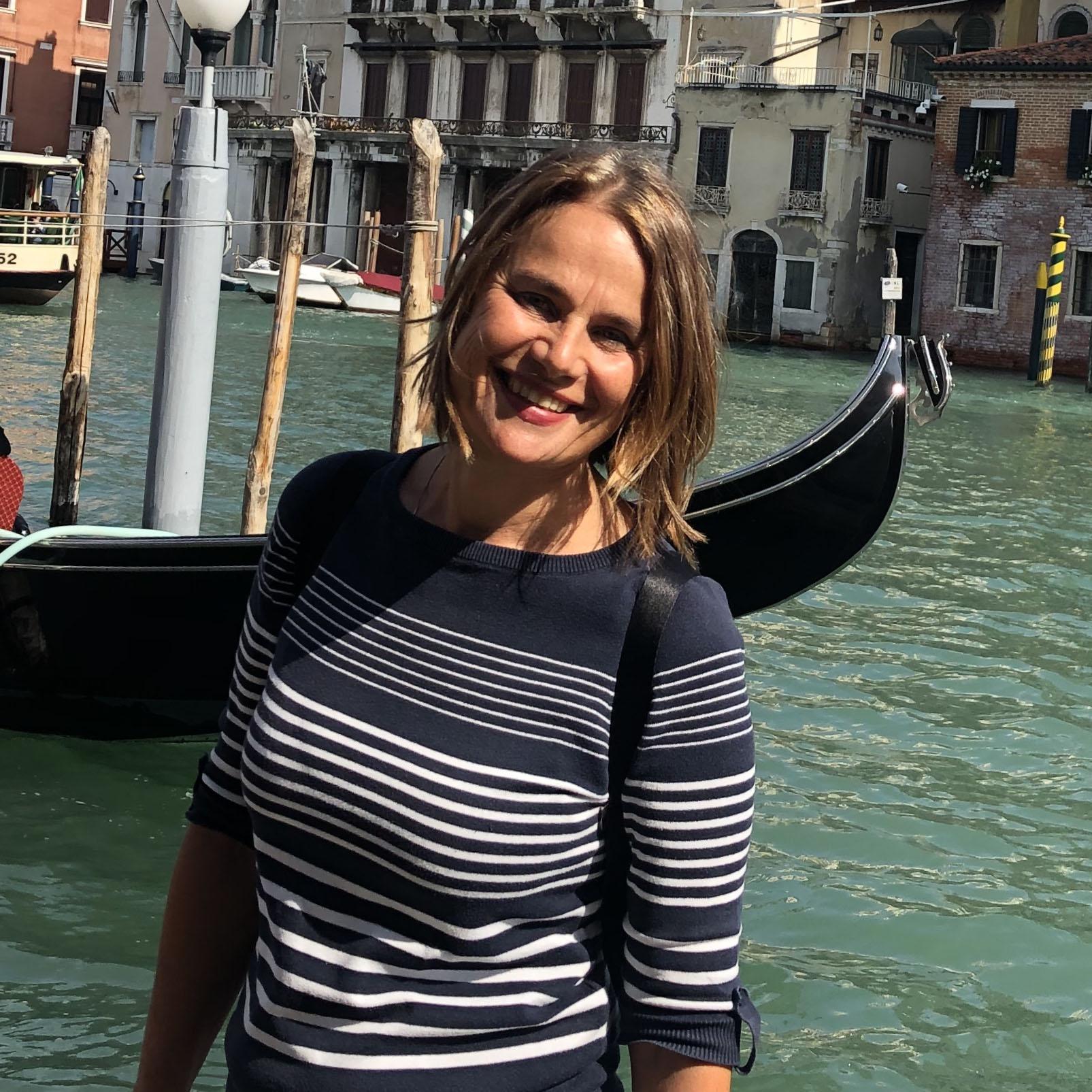 Roberta Saccon Guida turistica a Venezia