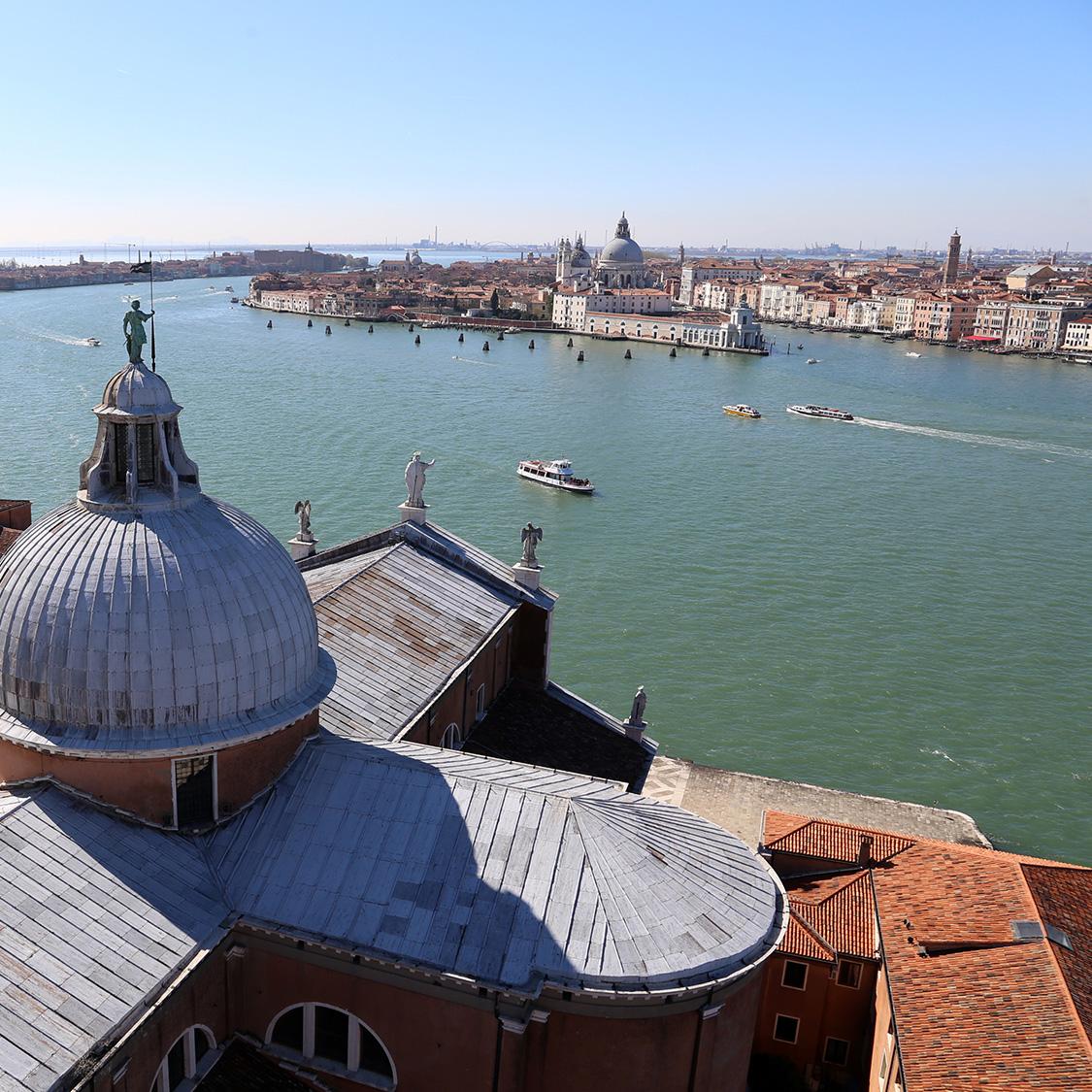 Tour Venezia Campanili San Marco San Giorgio